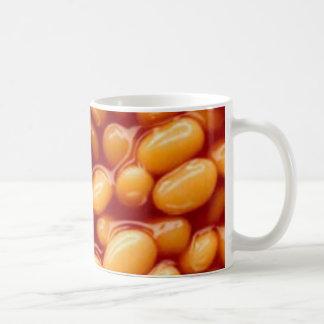 Baked beans coffee mug