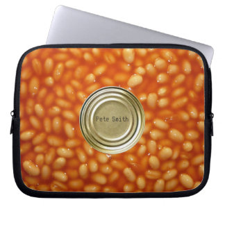 Baked Beans Laptop Sleeve