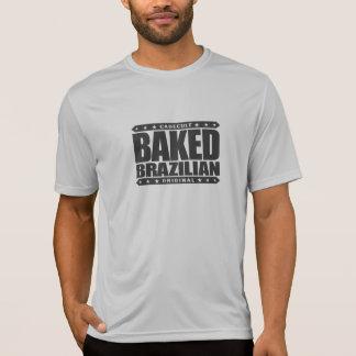 BAKED BRAZILIAN - Love Training Jiu-Jitsu, Black Tee Shirt