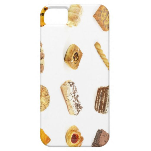 Baked Cakes and Pastries iPhone 5/5S Cover