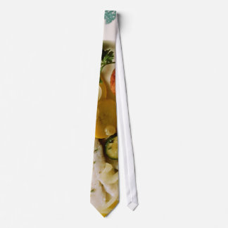 Baked Fish Dinner Tie