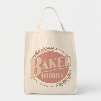 Baked Goodies - Baker Baking Bakery Tote Bags