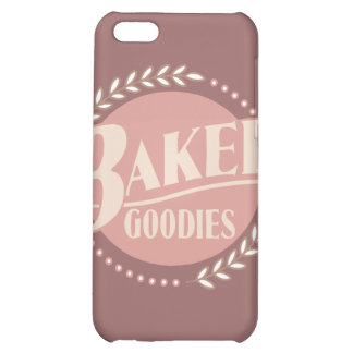 Baked Goodies - Baker Baking Bakery iPhone 5C Covers