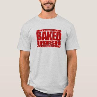 BAKED IRISH - I Am Ancient Celtic Serpent Warrior T-Shirt