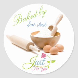 treats from my kitchen stickers labels zazzle uk