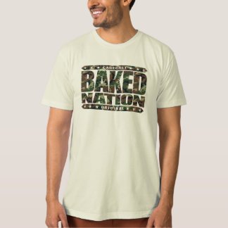 BAKED NATION - In God and In Brownies We Trust Tees