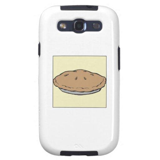 Baked Pie Galaxy SIII Case