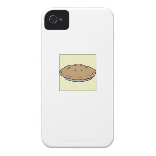 Baked Pie iPhone 4 Case-Mate Case