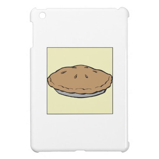 Baked Pie iPad Mini Cover