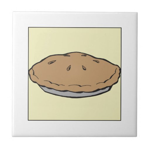 Baked Pie Ceramic Tiles