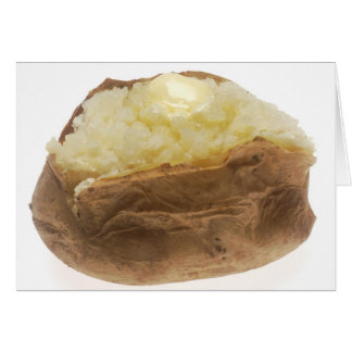 Baked Potato Card