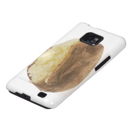 Baked Potato Samsung Galaxy SII Cover