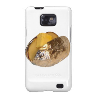 Baked Potato Galaxy SII Covers