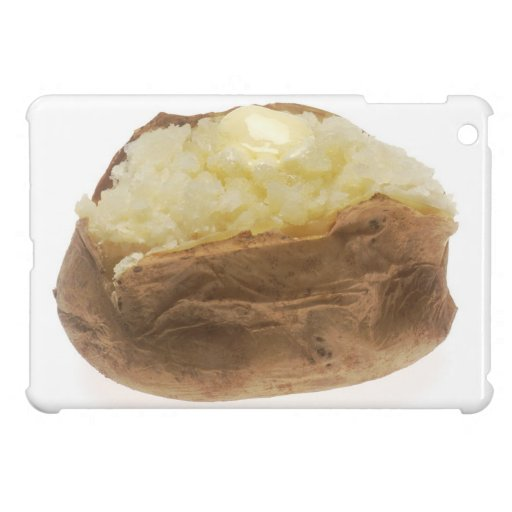 Baked Potato iPad Mini Cases