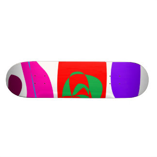 Baked Potato Skate Deck