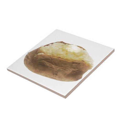 Baked Potato Tile