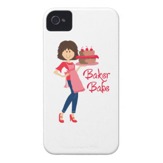 BAKER BABE iPhone 4 Case-Mate CASES