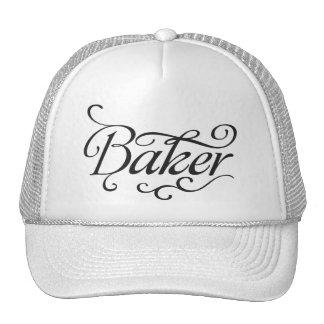 Baker Cap Mesh Hats