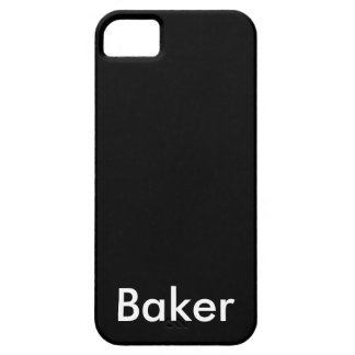 Baker Case For The iPhone 5