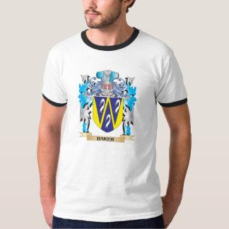 Baker Coat of Arms T-Shirt