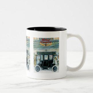 Baker Electrics Shaft Driven Orchestra Hall Coffee Mug