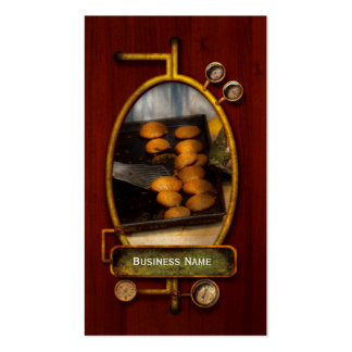 Baker - Food - Have some cookies dear Business Card Templates