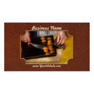Baker - Food - Have some cookies dear Business Cards