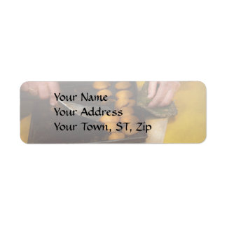 Baker - Food - Have some cookies dear Return Address Label