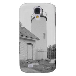 Baker Island Lighthouse Galaxy S4 Cases