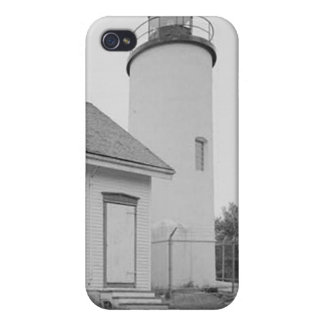 Baker Island Lighthouse iPhone 4/4S Cover