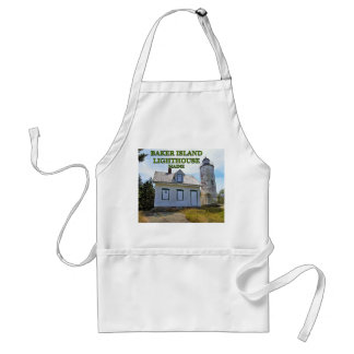 Baker Island Lighthouse, Maine Standard Apron