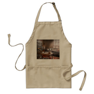 Baker - Kitchen - The commercial bakery Adult Apron