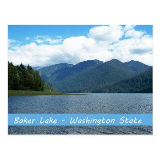Baker Lake Postcard