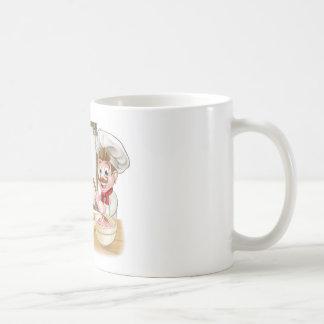 Baker or Pastry Chef Menu Sign Coffee Mug