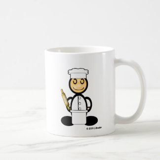 Baker (plain) coffee mug