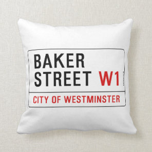 Baker Street Cushion