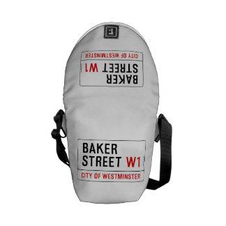 Baker Street Messenger Bag