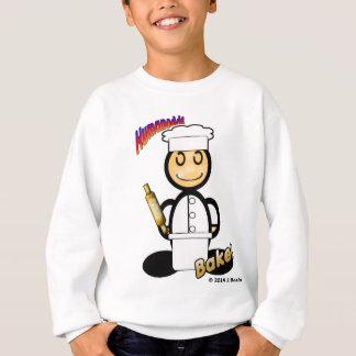 Baker (with logos) sweatshirt