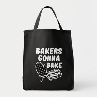 Bakers Gonna Bake funny bag