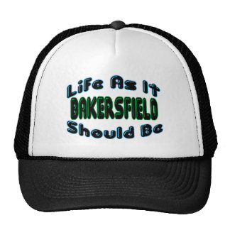 Bakersfield As It Should Be Cap