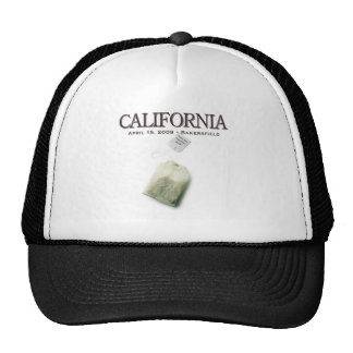 Bakersfield California Tea Party Trucker Hat