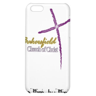 Bakersfield Church of Christ iPhone case Case For iPhone 5C
