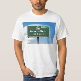 Bakersfield Exit T-Shirt