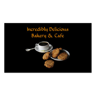 Bakery and Cafe Pack Of Standard Business Cards