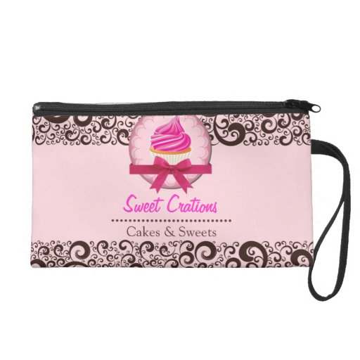 Bakery/Cakes/Sweets Creations Wristlet Purses