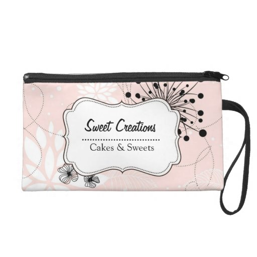 Bakery/Cakes/Sweets Creations Wristlet