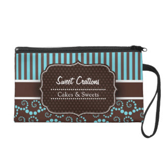 Bakery Cakes Sweets Creations Wristlet