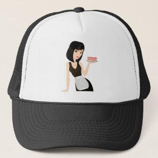 Bakery Chef Trucker Hat