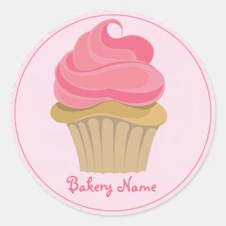 Bakery Cupcake Sticker