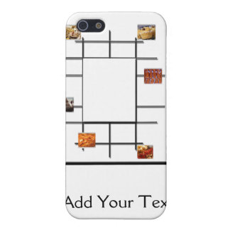 Bakery Divergence iPhone 5/5S Covers